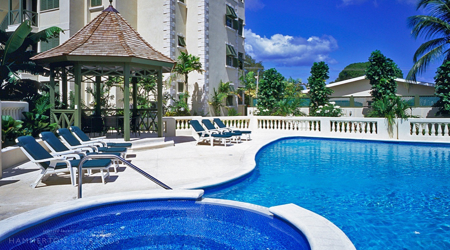 Summerlands Penthouse 106 villa in Prospect, Barbados