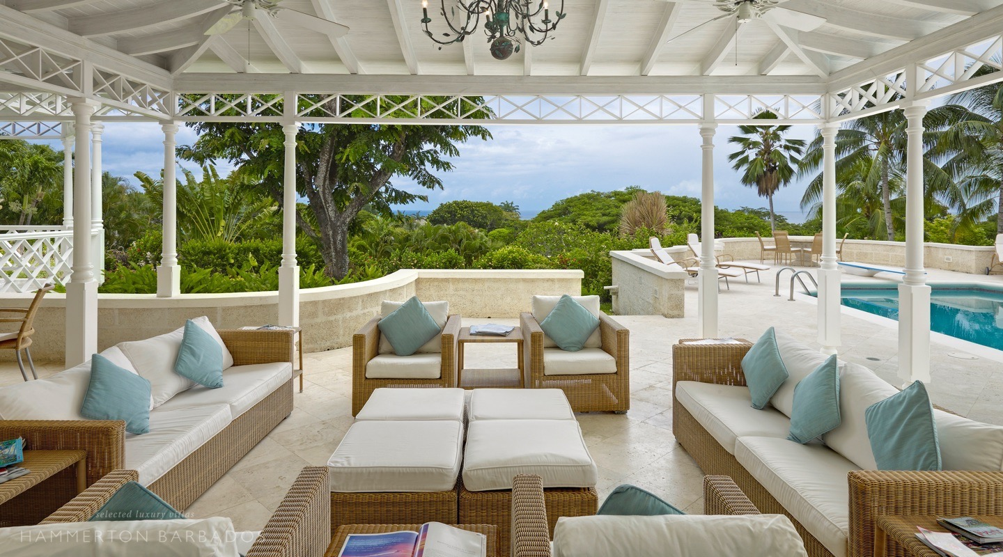 Aurora villa in Sandy Lane, Barbados