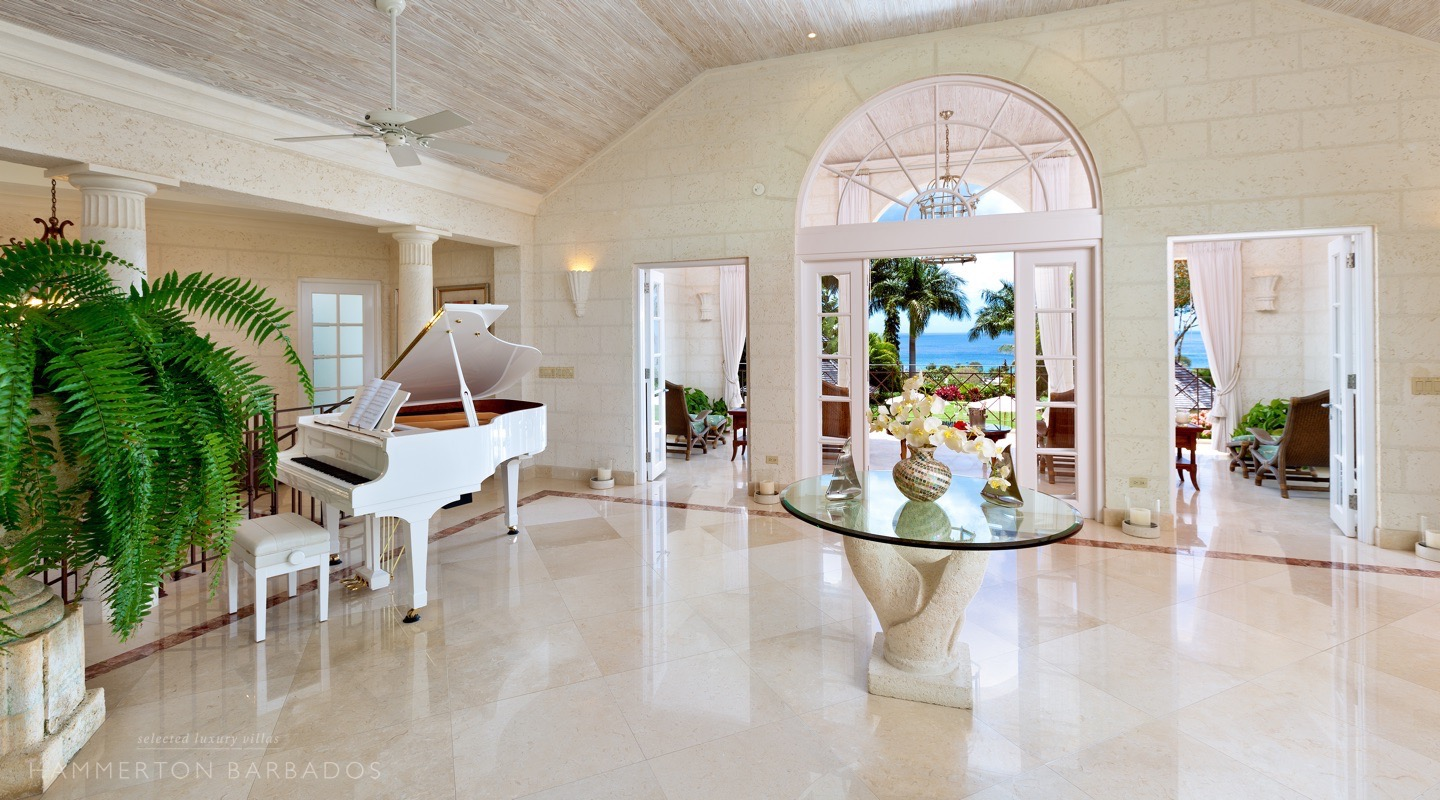 Illusion villa in Sugar Hill, Barbados
