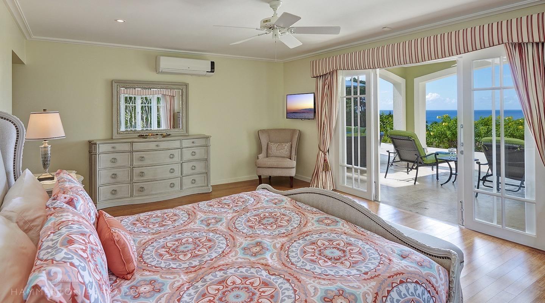 Monkey Hill villa in Sugar Hill, Barbados