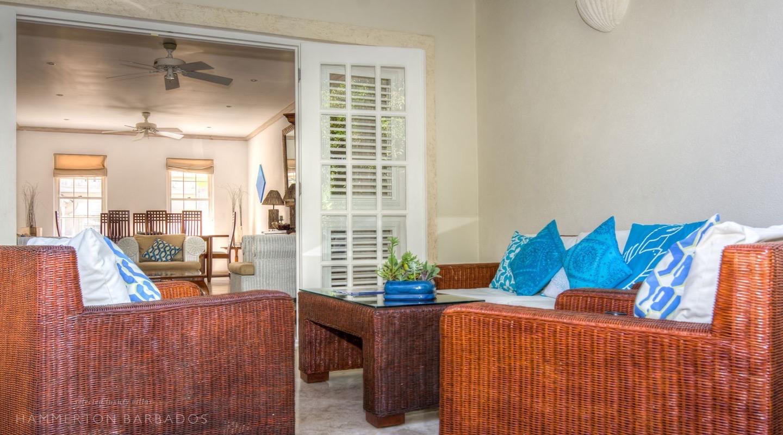 Battaleys Mews 11 - Blue Jacaranda villa in Mullins, Barbados