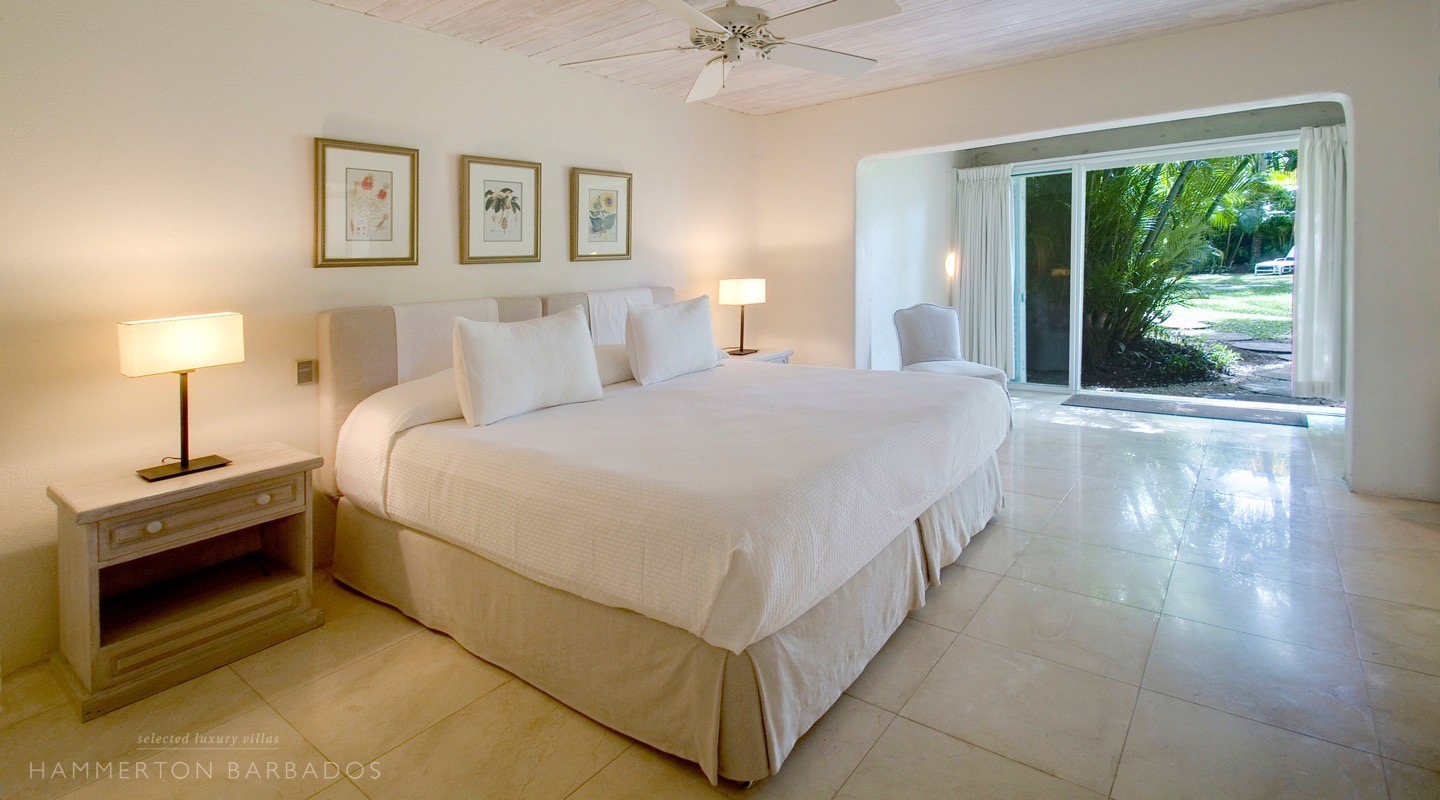 Landmark House villa in Sandy Lane Beach, Barbados