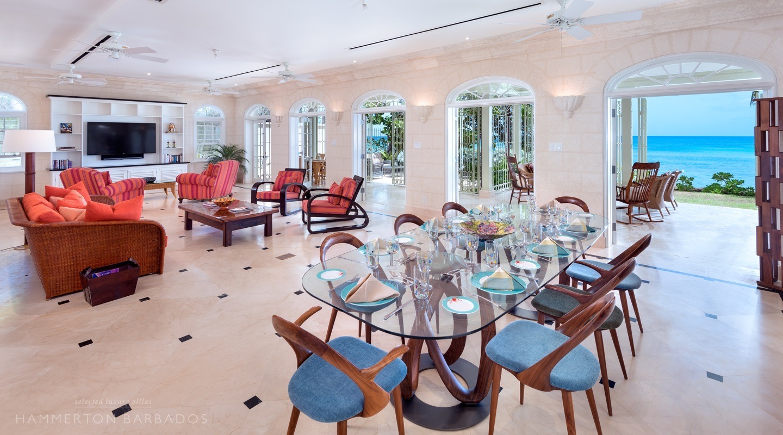 Hemingway House villa in Mullins, Barbados