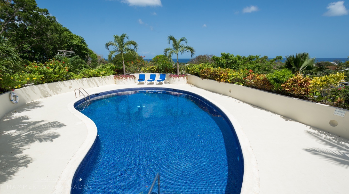 Monkey's Run villa in Sandy Lane, Barbados