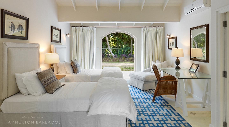 Casablanca villa in Sandy Lane, Barbados
