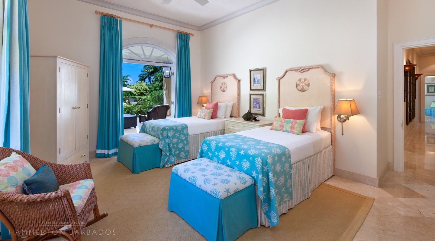 Eden villa in Sugar Hill, Barbados