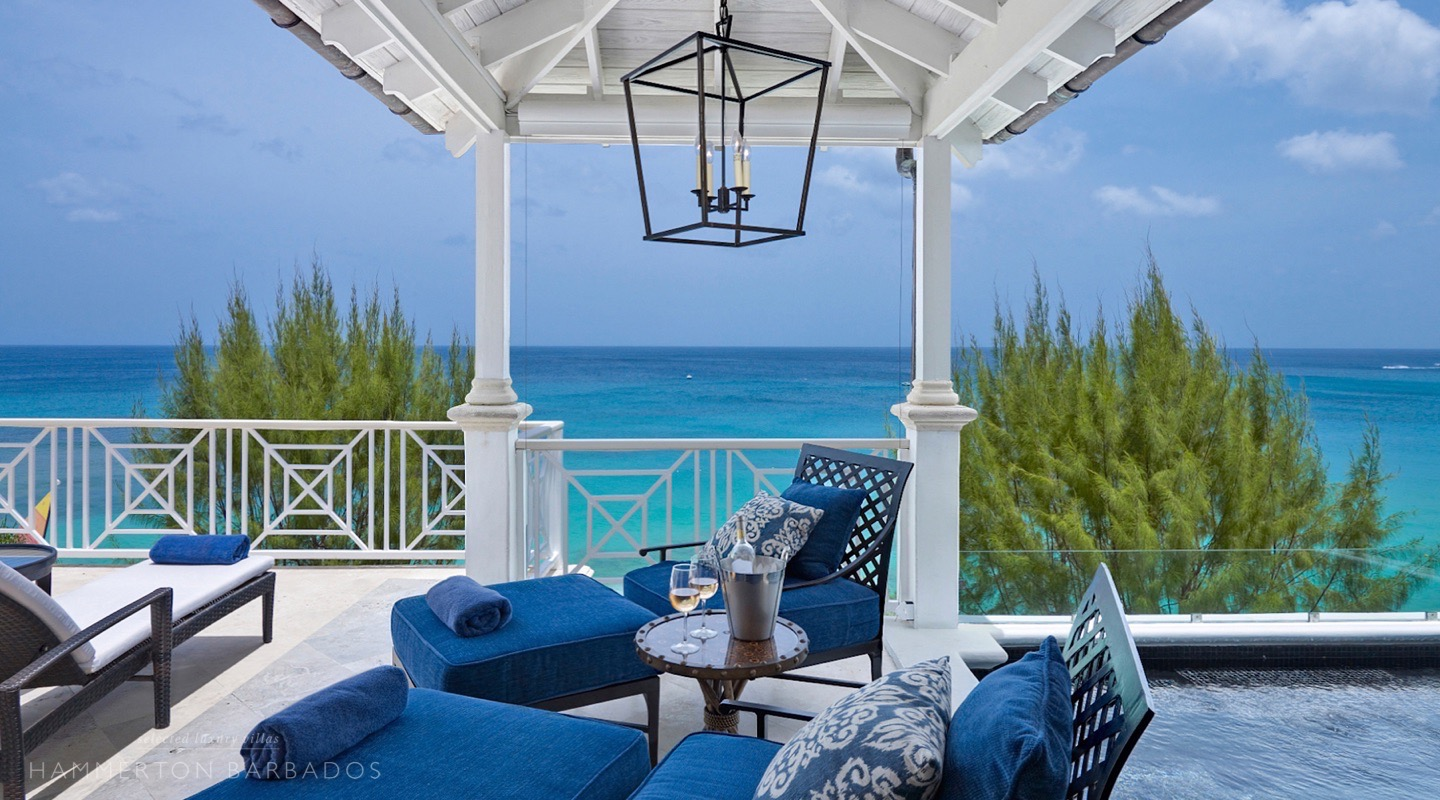 Old Trees 301 - Penthouse villa in Paynes Bay, Barbados