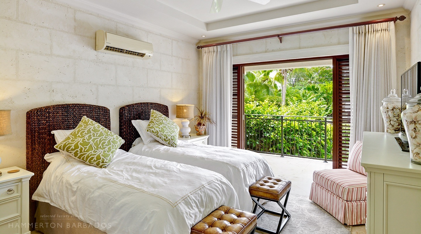 No.10 Claridges villa in Gibbs, Barbados