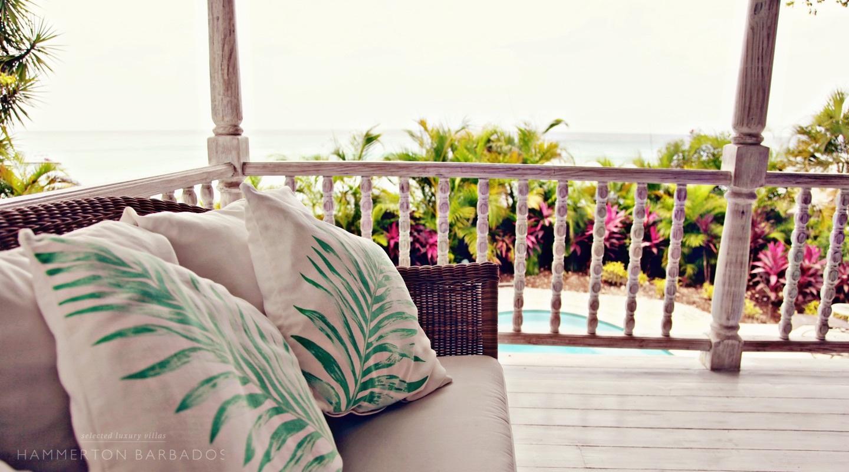 Landfall villa in Sandy Lane, Barbados