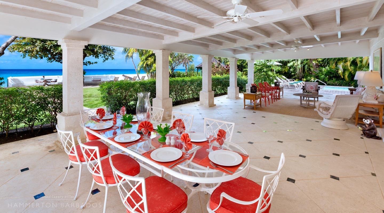 High Trees villa in Gibbs, Barbados