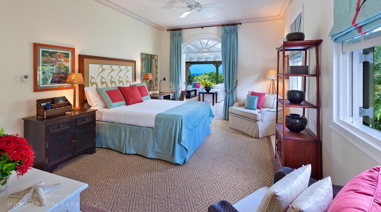 Eden villa in Sugar Hill, Barbados
