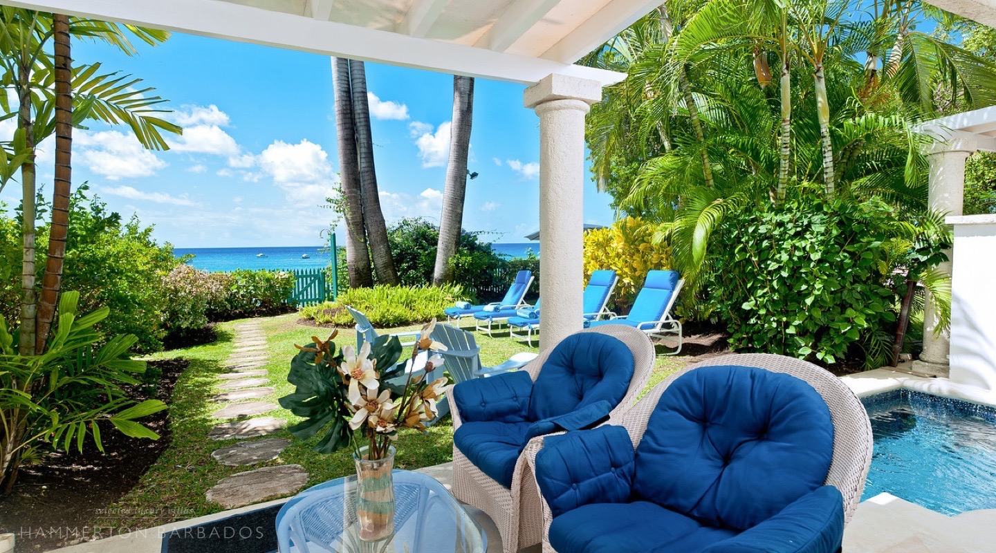 Mahogany Bay - Chanel No.5 villa in Lower Paynes Bay, Barbados