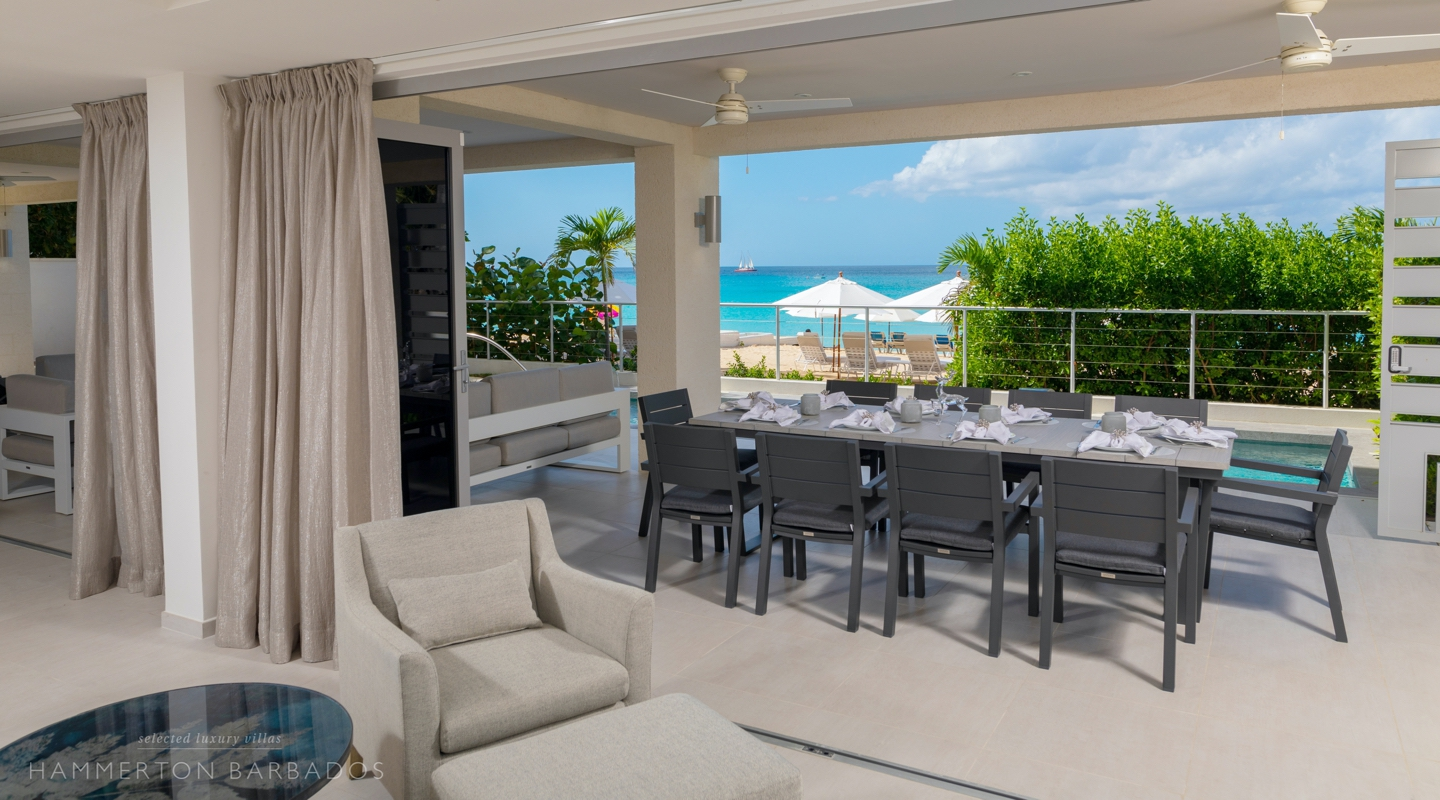 The Villa at The St. James villa in Paynes Bay, Barbados