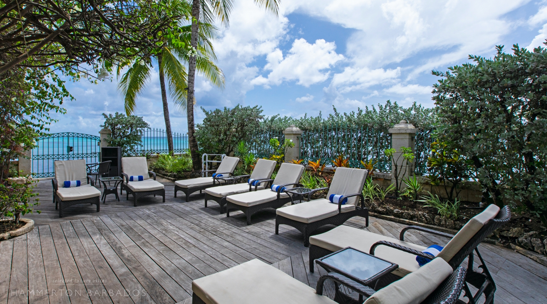 Caprice villa in Reed's Bay, Barbados