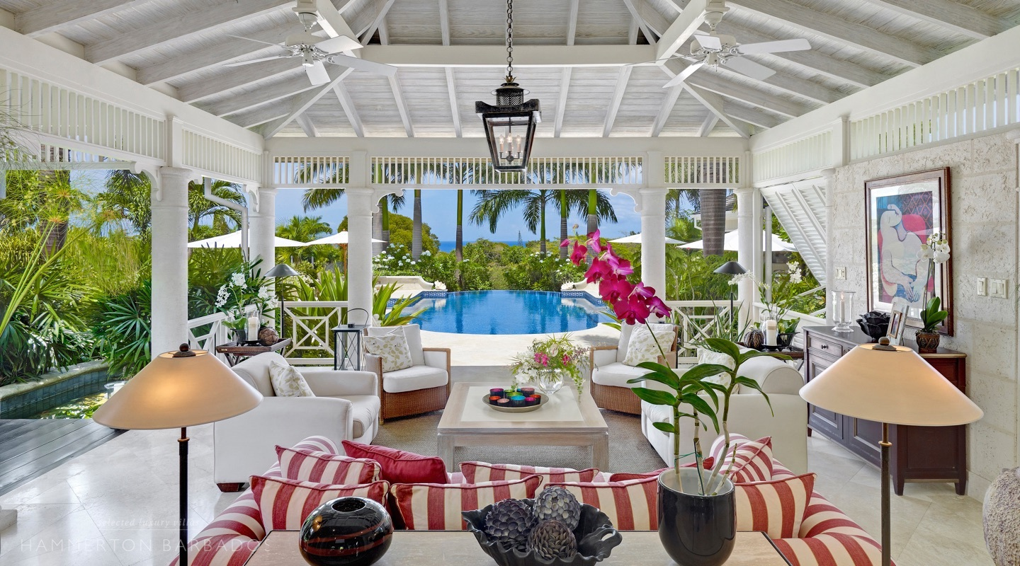 Coco de Mer villa in Sandy Lane, Barbados