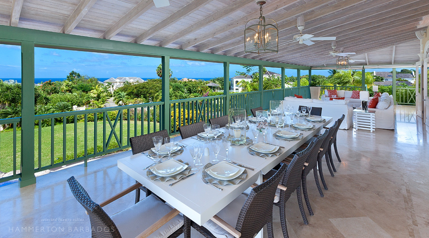 Bananaquit villa in Sugar Hill, Barbados