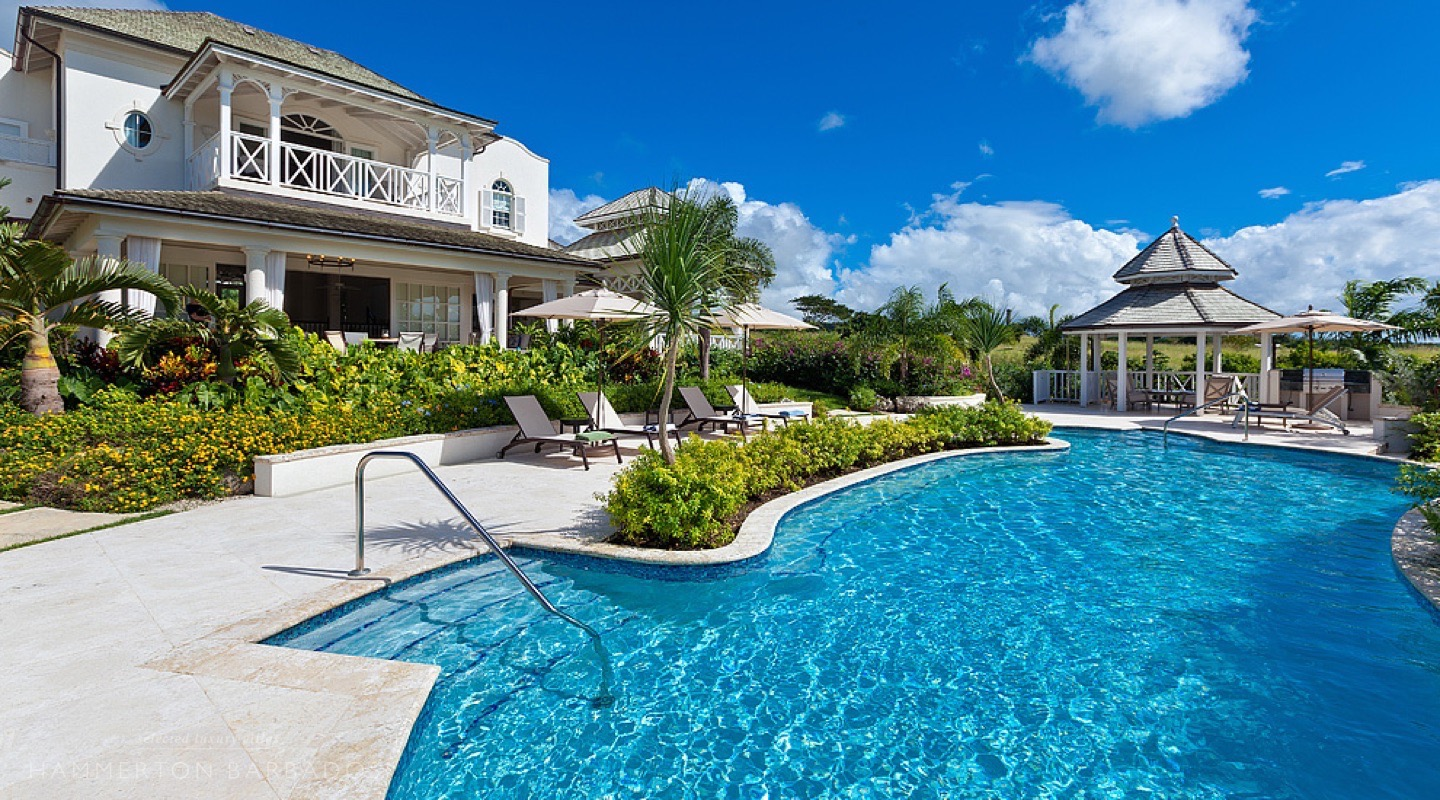 Wild Cane Ridge 5 - Gully's Edge villa in Royal Westmoreland, Barbados