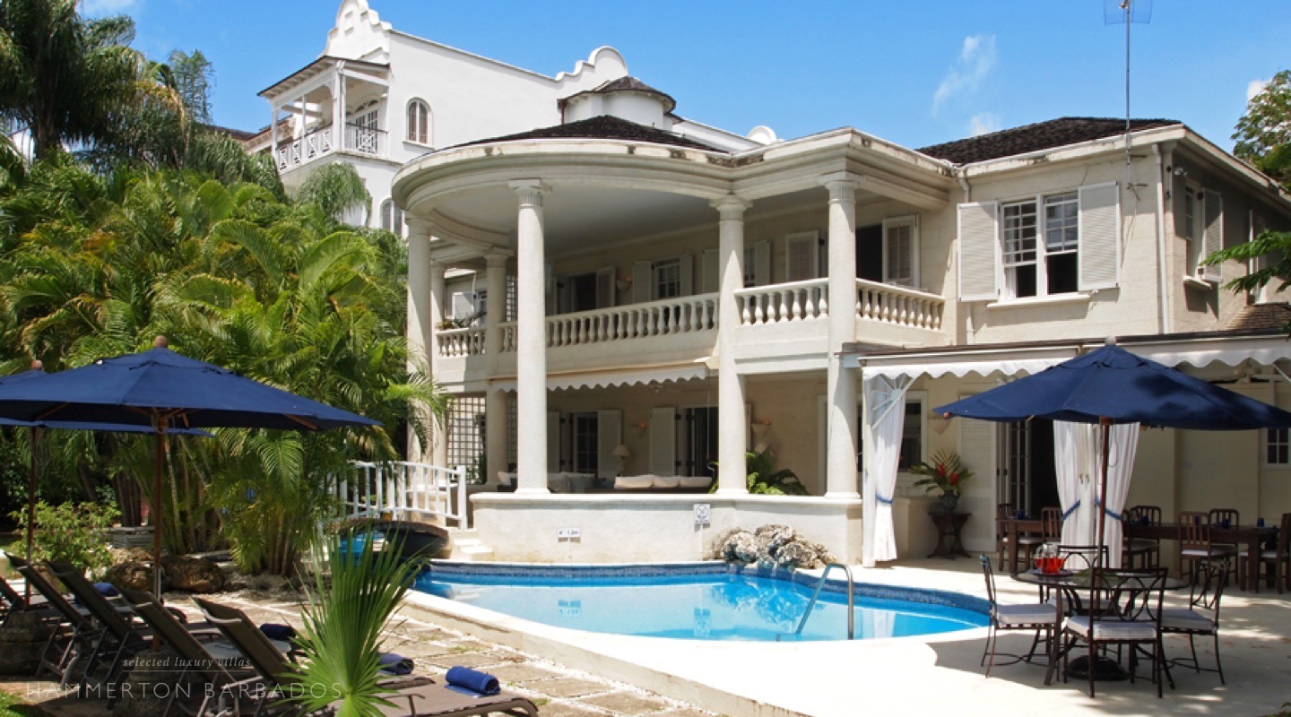 New Mansion villa in Paynes Bay, Barbados
