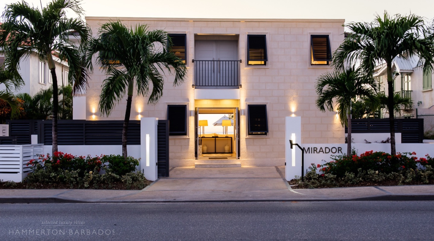 Mirador villa in Fitts Village, Barbados
