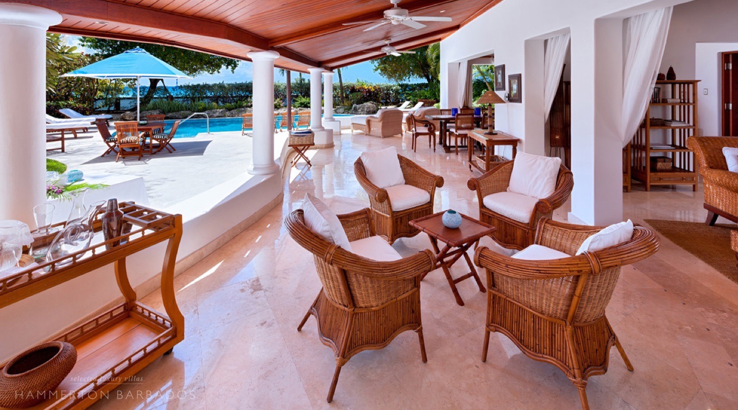 Blue Point villa in Gibbs, Barbados