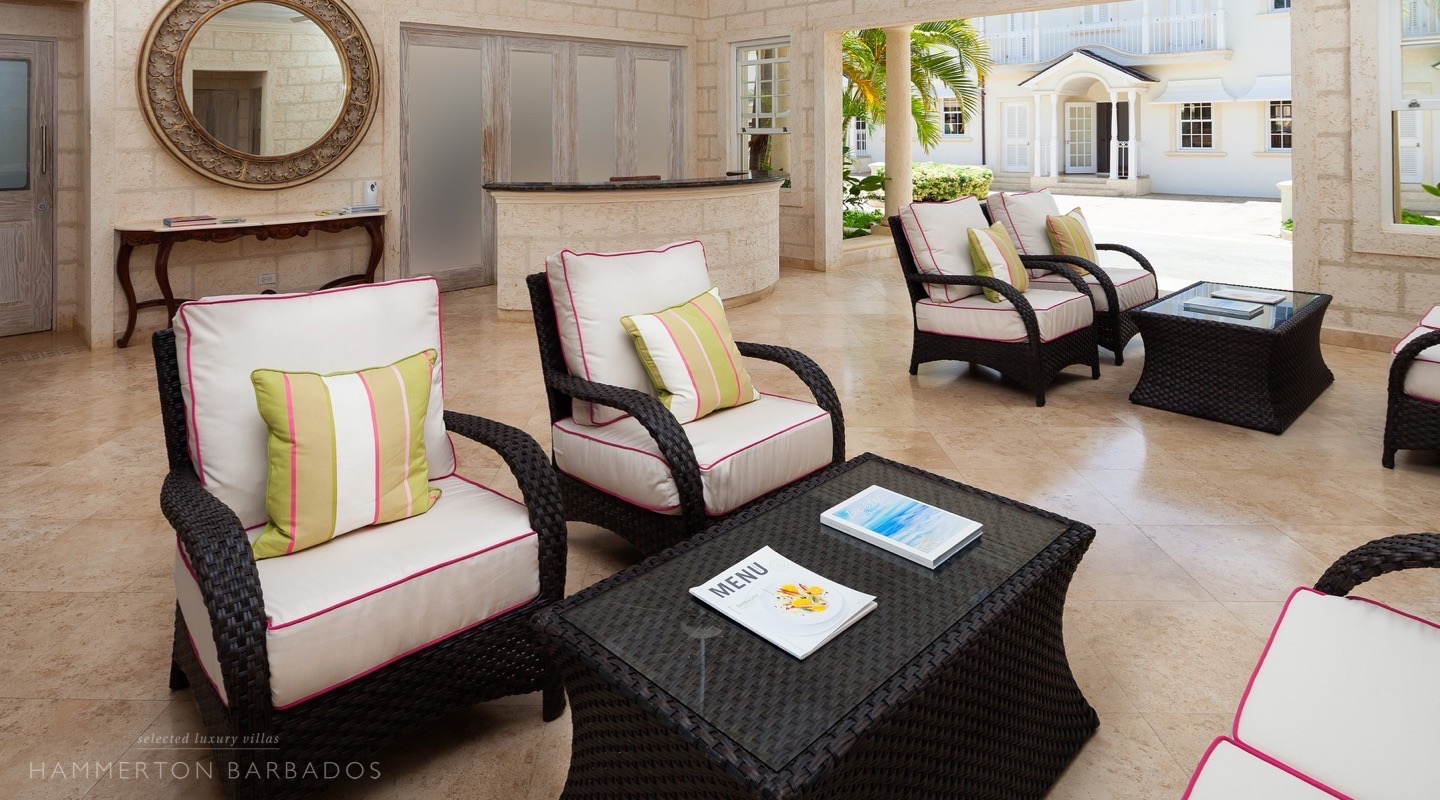 Battaleys Mews villa in Mullins, Barbados