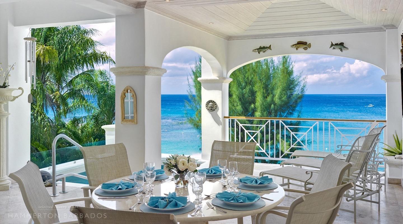 Old Trees 9 - The Casuarinas villa in Paynes Bay, Barbados