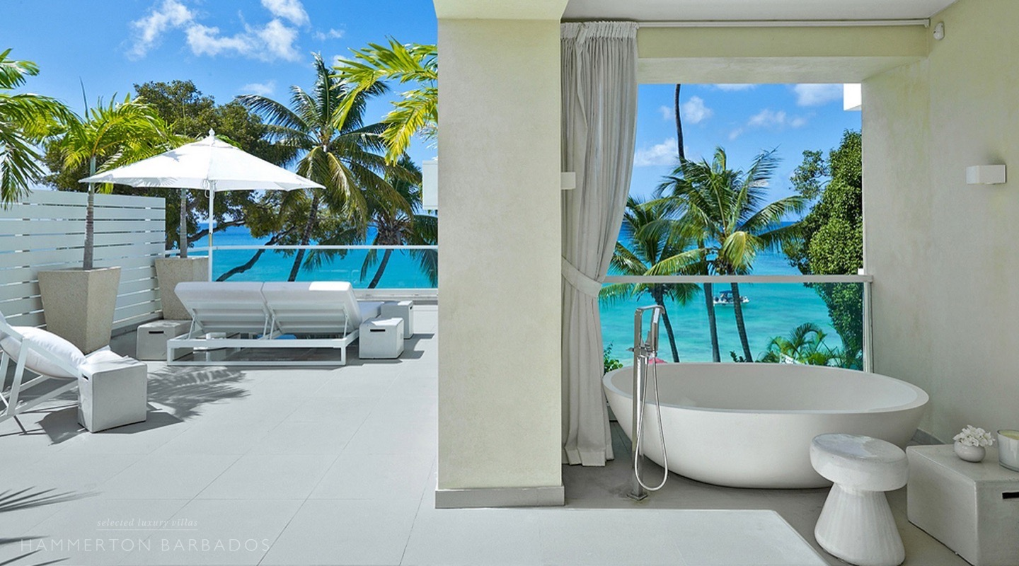 Footprints villa in Porters, Barbados