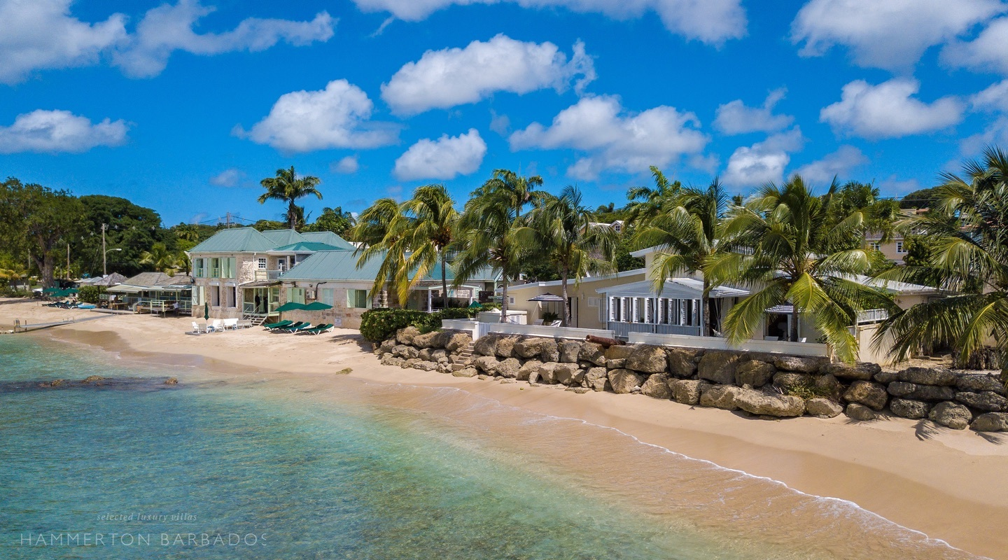 Little Good Harbour House villa in Shermans, Barbados