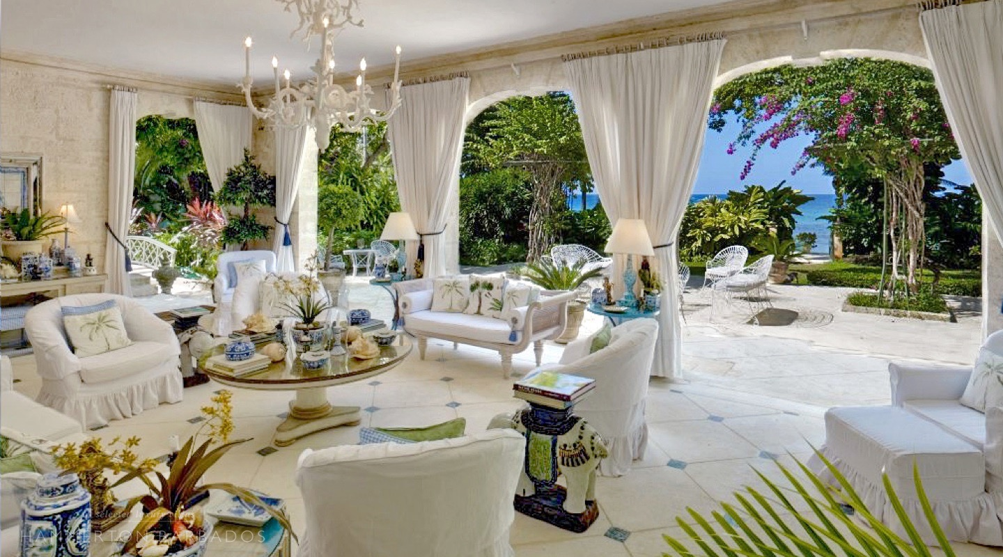 Mango Bay villa in Weston, Barbados