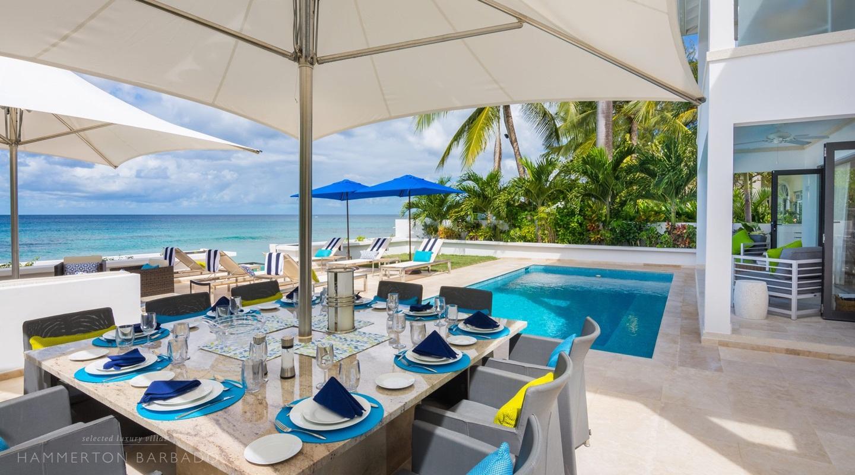 Nirvana villa in Fitts Village, Barbados