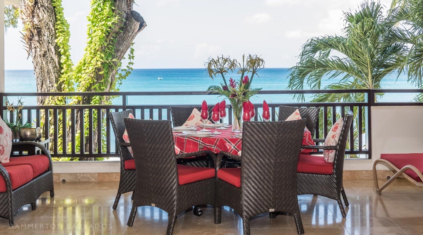 Coral Cove 5 - Shutters villa in Paynes Bay, Barbados