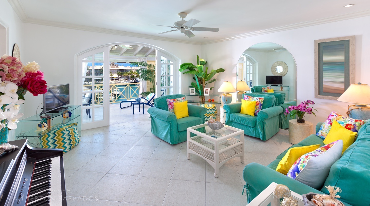 Port St. Charles 349 villa in Speightstown, Barbados