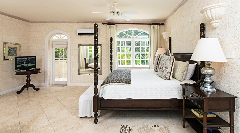 Saramanda villa in Sandy Lane, Barbados