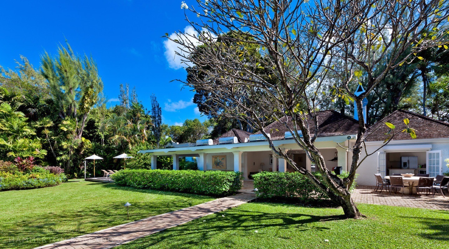 High Trees villa in Gibbs, Barbados