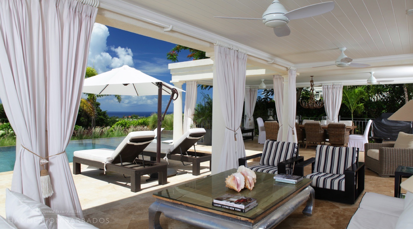 Lelant villa in Royal Westmoreland, Barbados