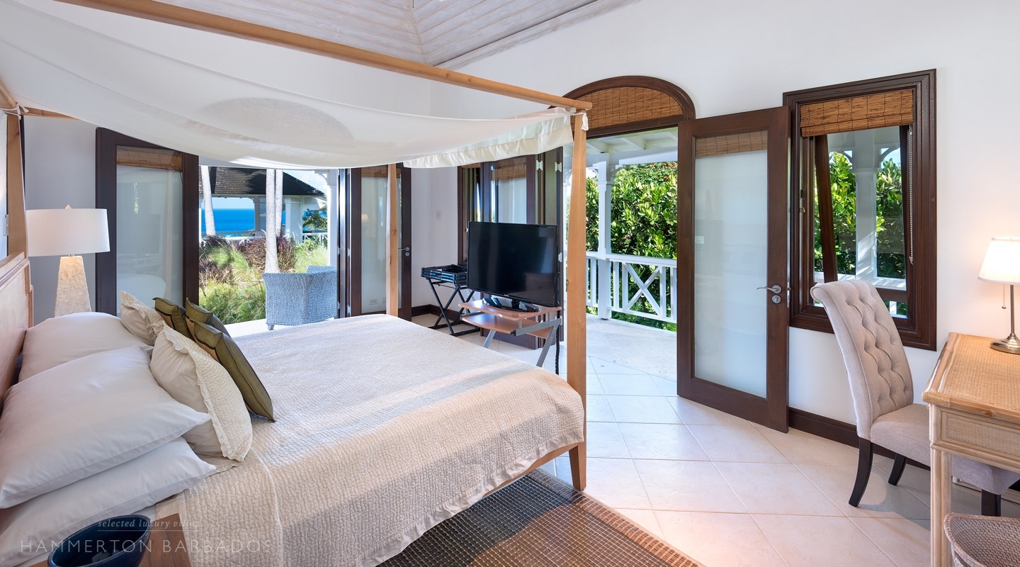 Sunwatch villa in Sugar Hill, Barbados