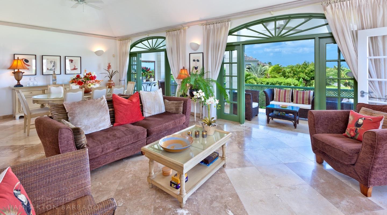 The Summer House villa in Sugar Hill, Barbados