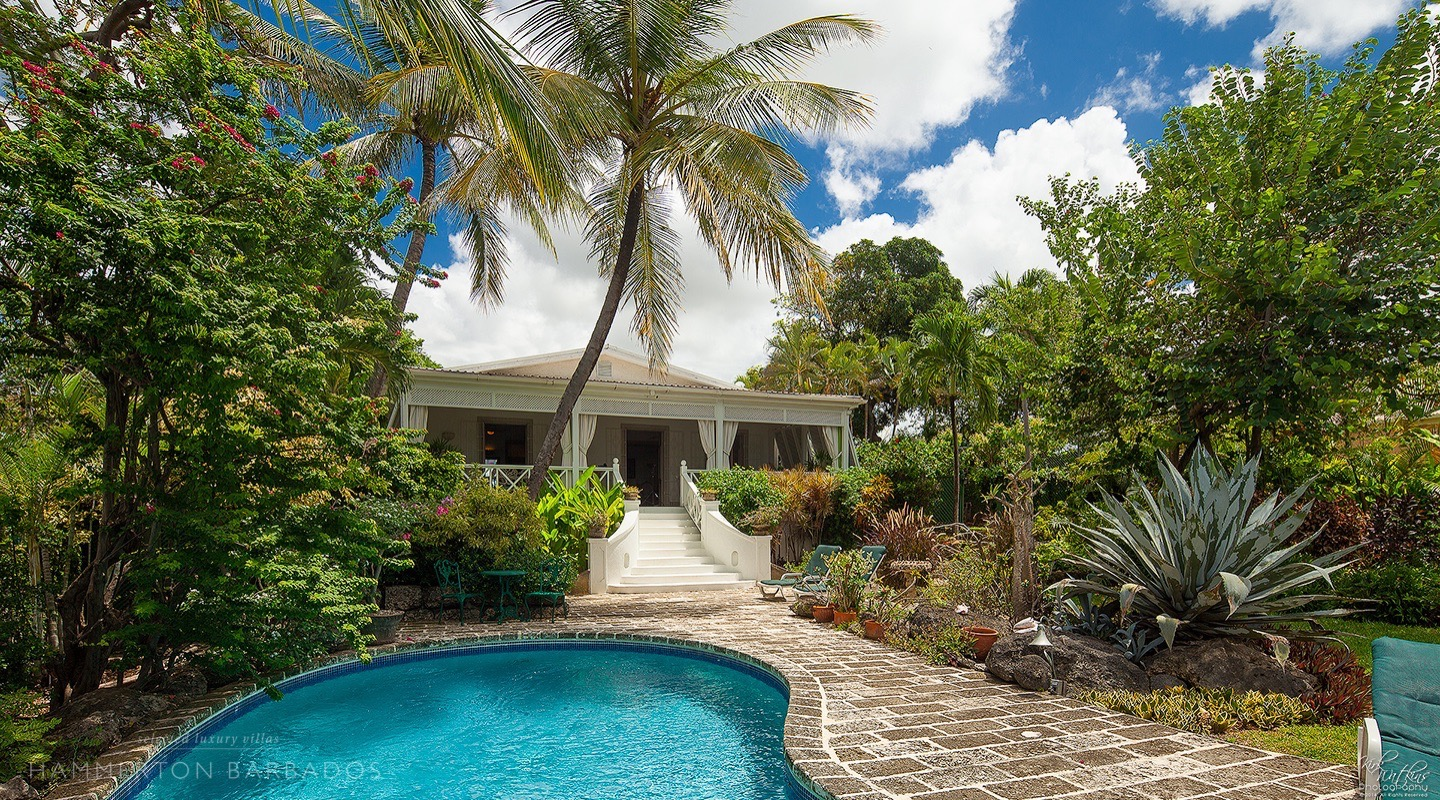 Senderlea villa in Derricks, Barbados
