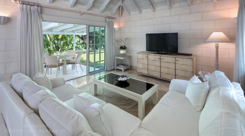 Bluff Cottage villa in Sandy Lane, Barbados