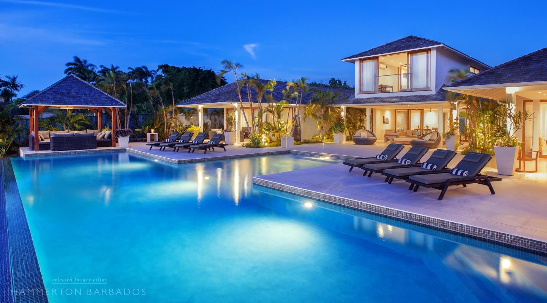 Elysium villa in Coral Cliff Ridge, Barbados