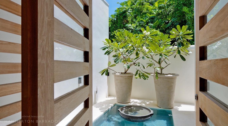 The Dream villa in The Garden, Barbados