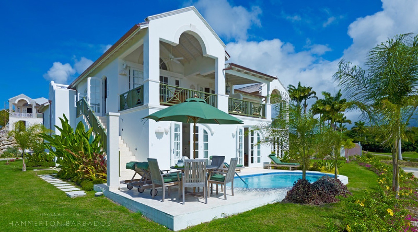 Sugar Cane Ridge 6 villa in Royal Westmoreland, Barbados