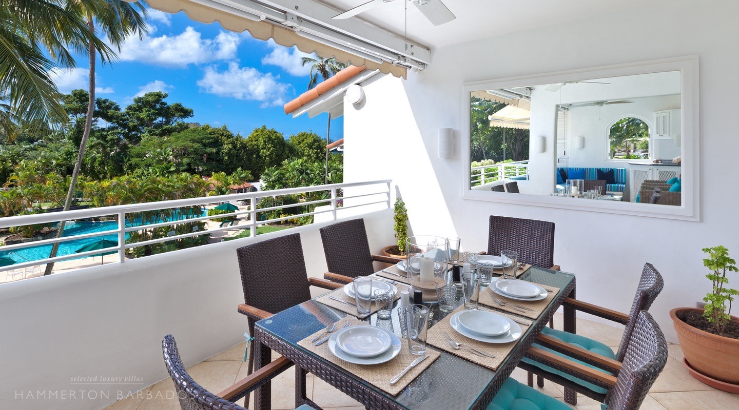 Glitter Bay 309 - Sea Breeze villa in Porters, Barbados
