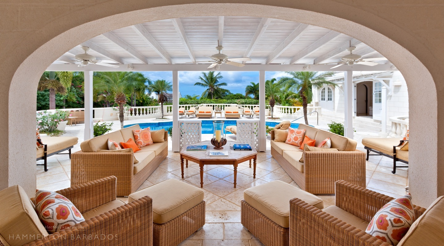 Half Century House villa in Sugar Hill, Barbados