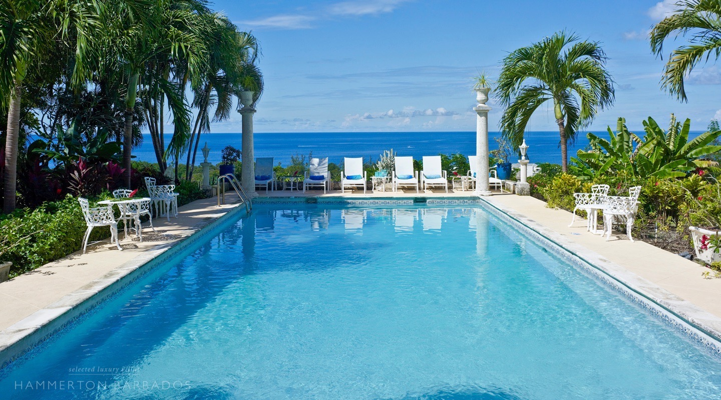 Shangri La villa in Polo Ridge, Barbados