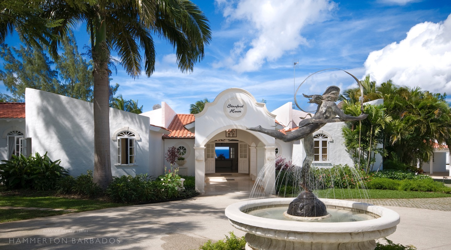Stanford House villa in Polo Ridge, Barbados