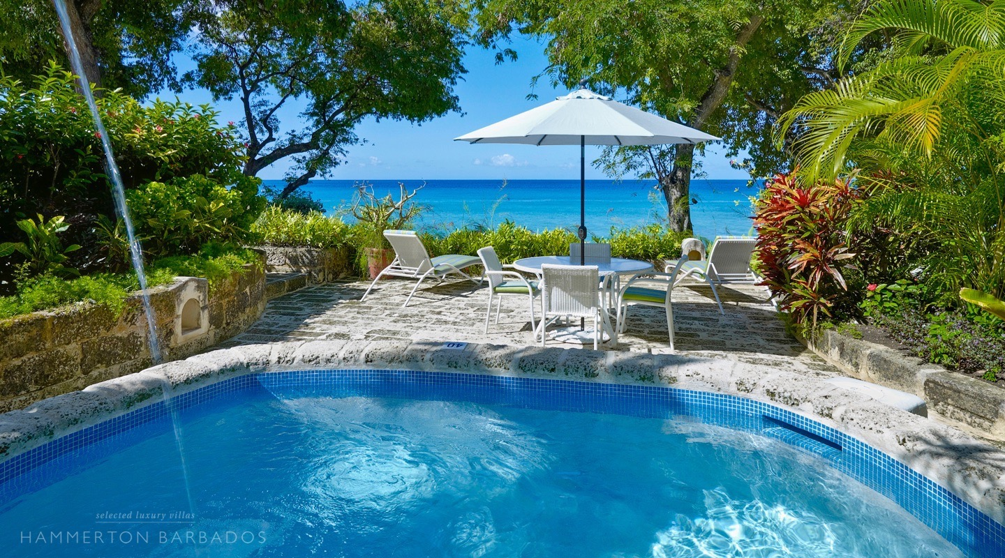 Merlin Bay No. 2 - Eden on the Sea villa in The Garden, Barbados