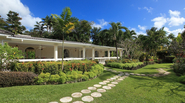 Vistamar villa in Sandy Lane, Barbados